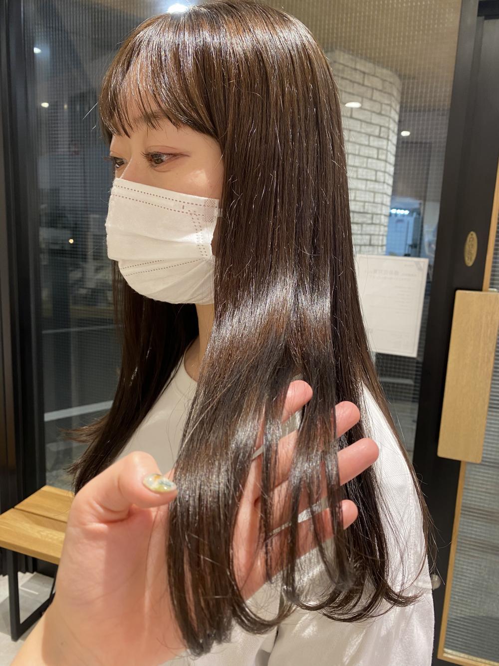 【Ayumi】艶髪を叶えるトリートメント