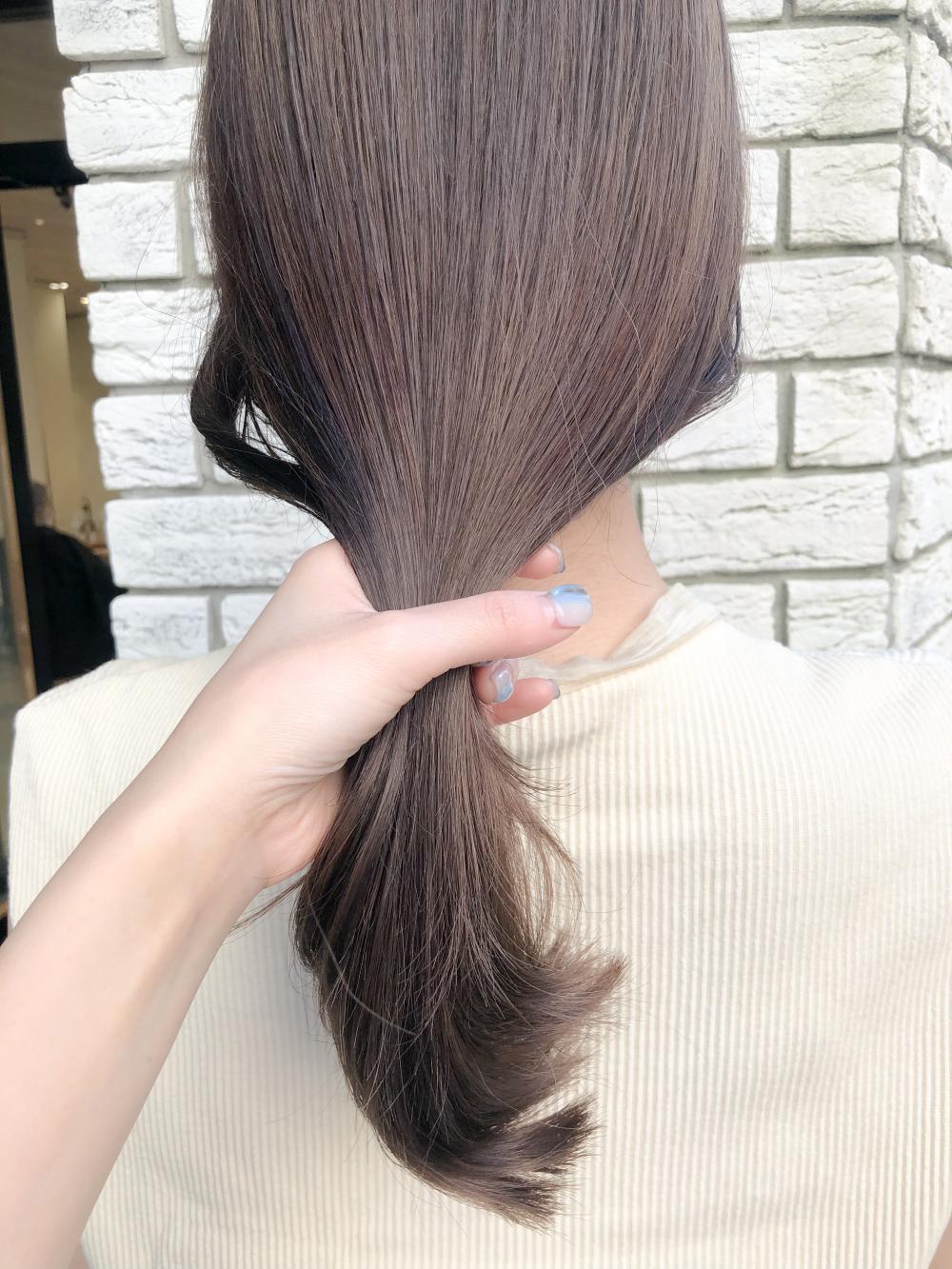 【Manae】髪質改善って結局何?