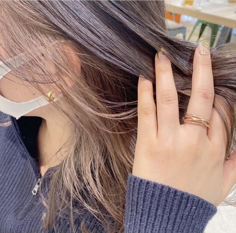 【Misa】チラ見えインナーカラー