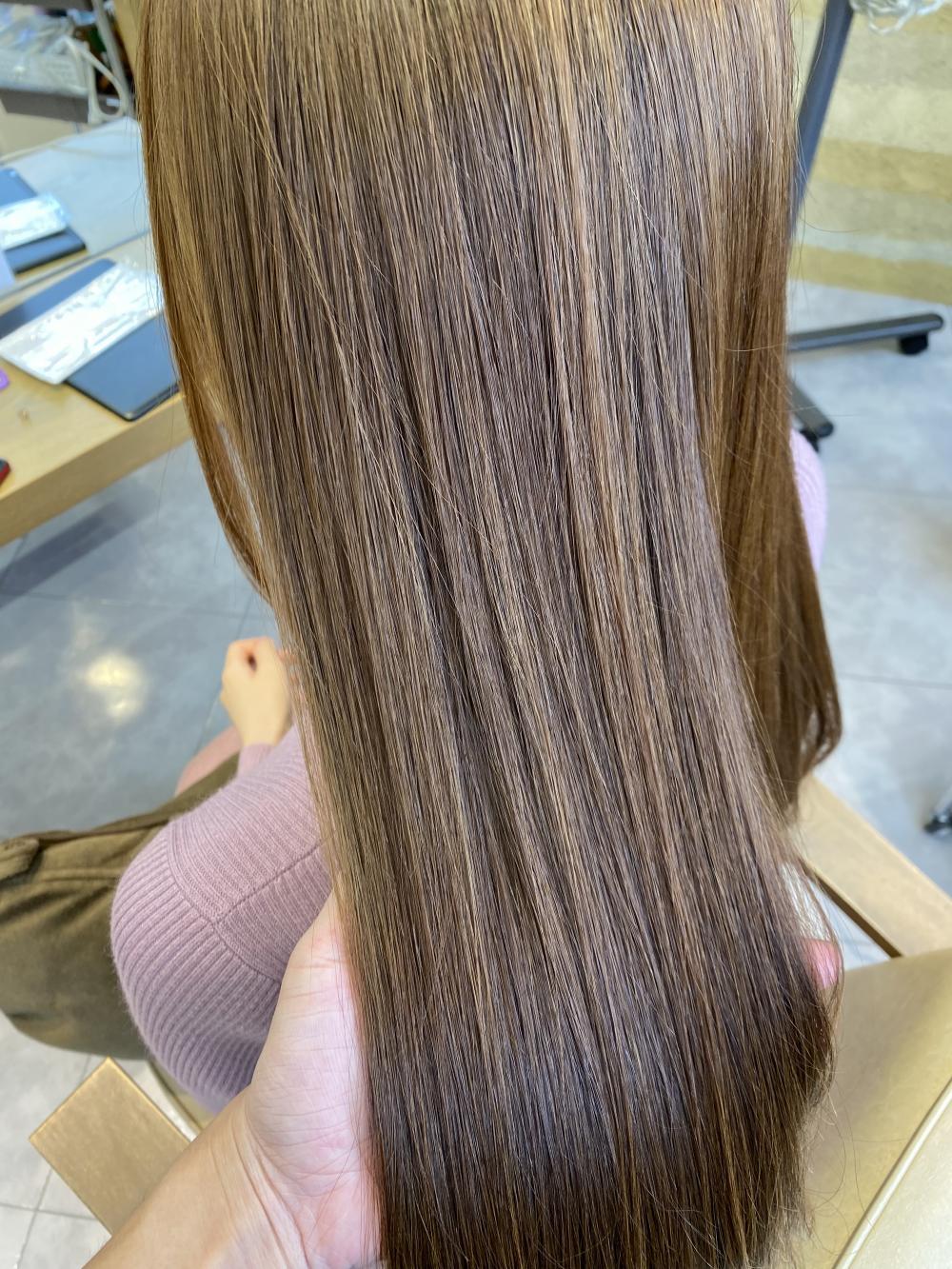 秋こそ髪質改善でまとまりやツヤ感を