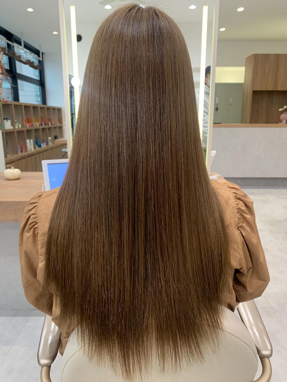 さらつや!髪質改善トリートメント!【湘南台】