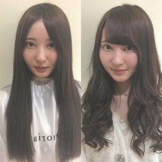 ペタッと前髪を朝10秒で可愛くさせる裏技☆木村綾