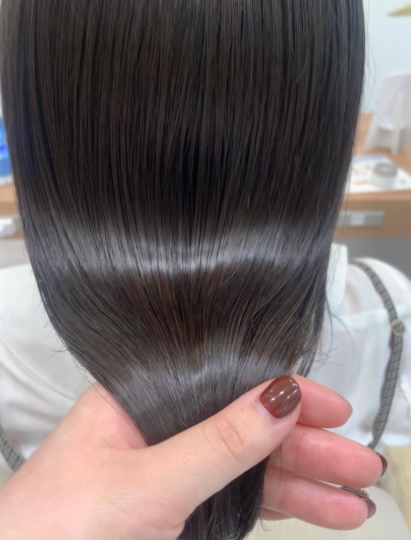 艶髪になりたい方必見!髪質改善トリートメント!