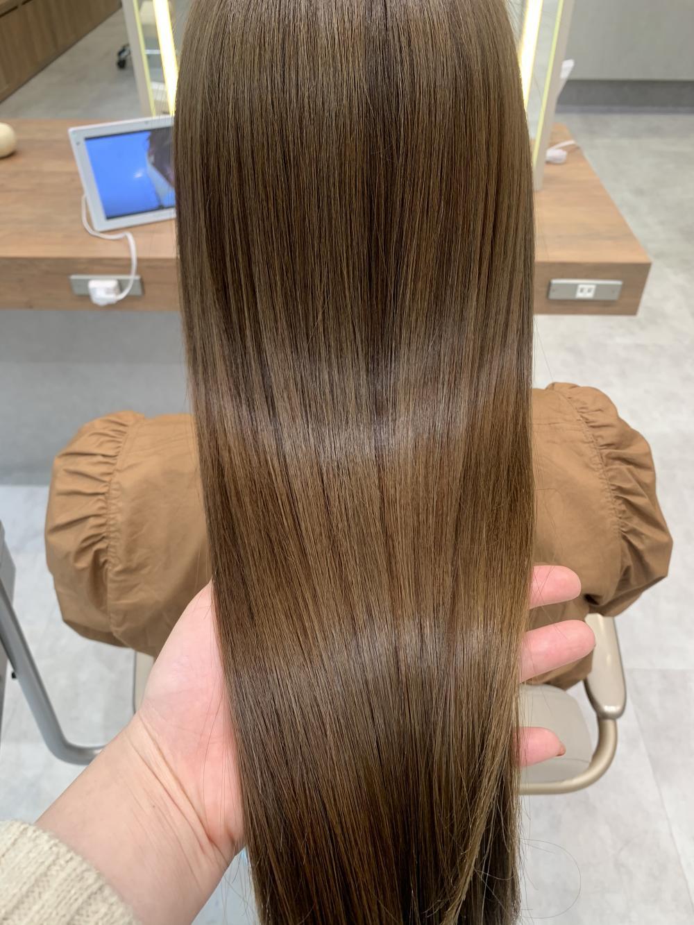 艶髪!美髪!!髪質改善トリートメント!【湘南台】