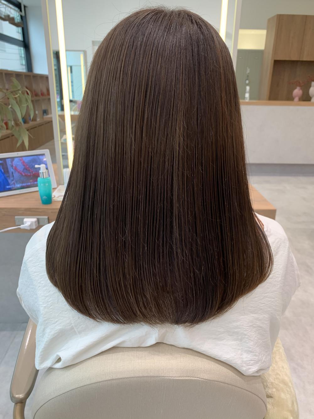美髪!!髪質改善トリートメント!