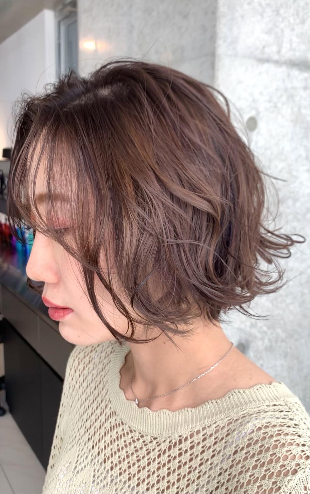 【豊塚】30代40代50代肌色が綺麗に映えるコーラルカラー